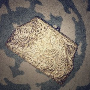Small make up clutch